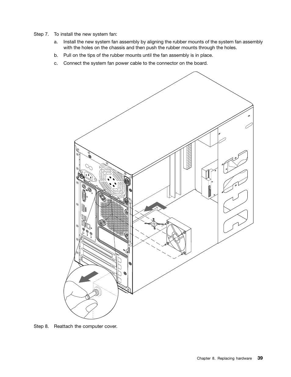 Lenovo H530 Desktop User Manual Page 45 59