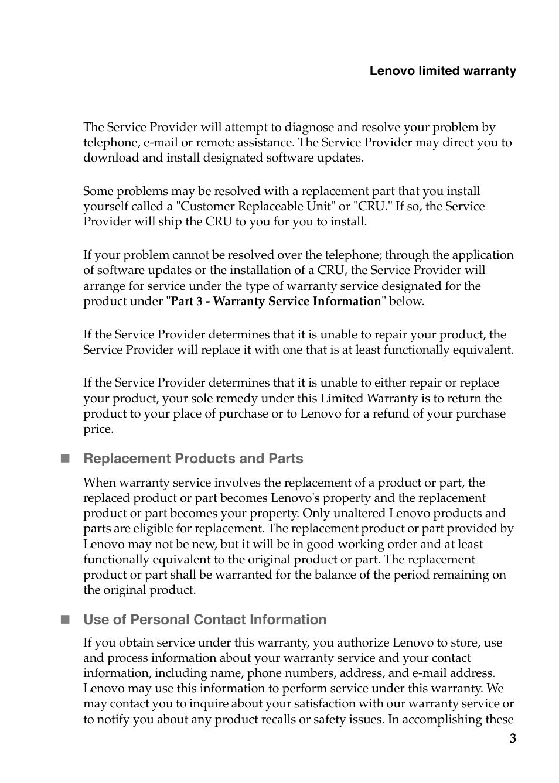 Lenovo Ideapad N585 User Manual