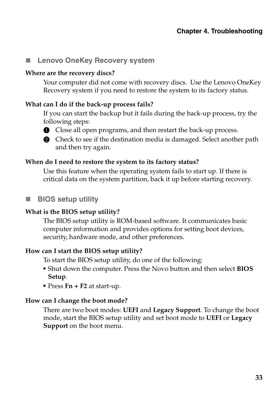 Lenovo Flex 2-15 Notebook Lenovo User Manual | Page 37 / 48