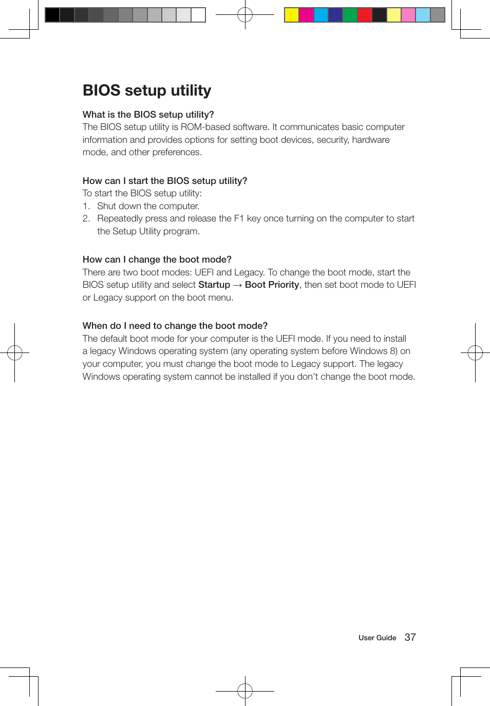 bios setup utility lenovo ideacentre b550 all in one user manual rh manualsdir com User Manual User Manual