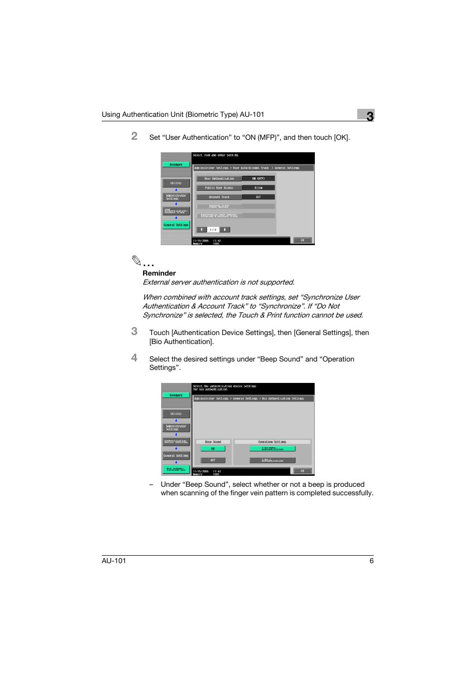 konica minolta bizhub c451 user manual page 7 44 original mode rh manualsdir com Konica Minolta C360 Konica Minolta C454
