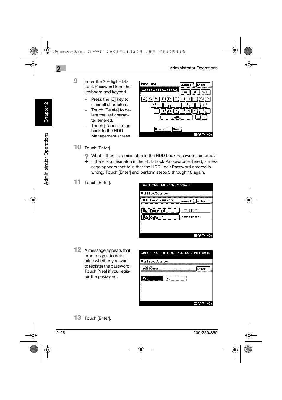 konica minolta bizhub 200 user manual page 45 90 original mode rh manualsdir com Bizhub 200 Toner bizhub 200 user manual
