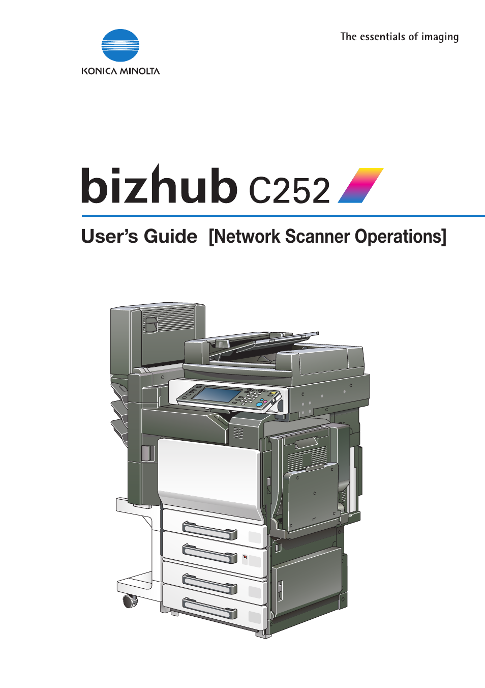konica minolta bizhub c252 user manual 396 pages rh manualsdir com konica bizhub 363 user manual Konica Minolta Bizhub