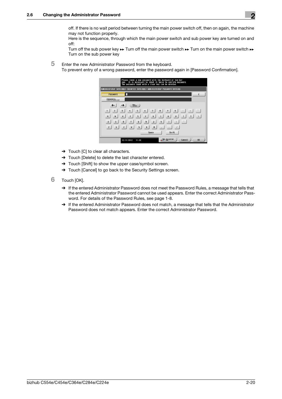 Konica Minolta bizhub C364e User Manual | Page 32 / 58