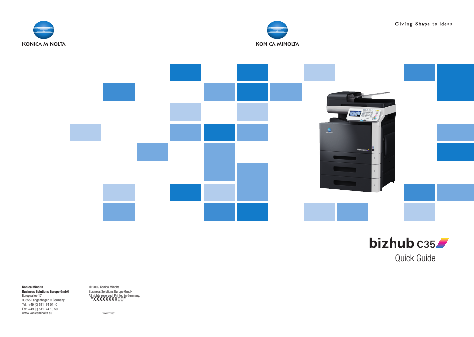 konica minolta bizhub c35 user manual 42 pages rh manualsdir com Bizhub C35 PPM Bizhub C35 PPM