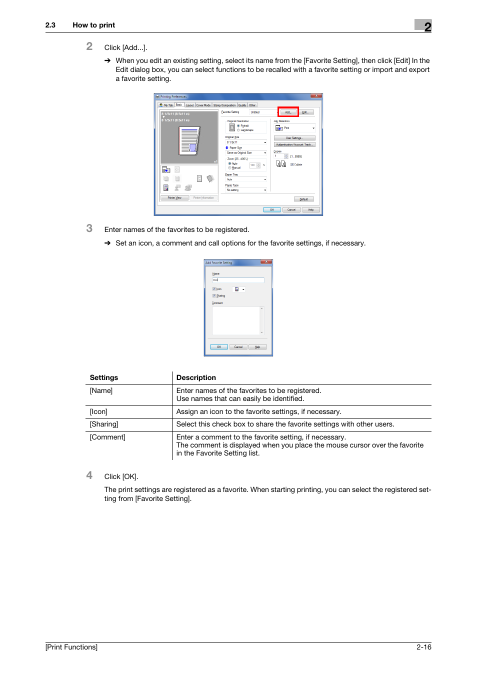 Konica Minolta bizhub C3350 User Manual | Page 26 / 119