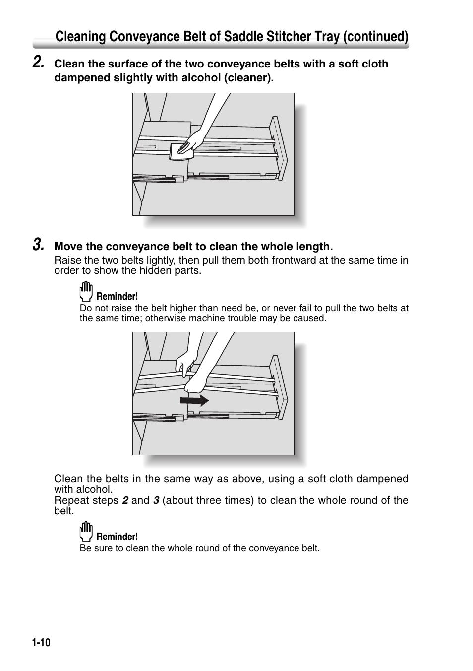 Konica Minolta SD-501 User Manual   Page 14 / 52