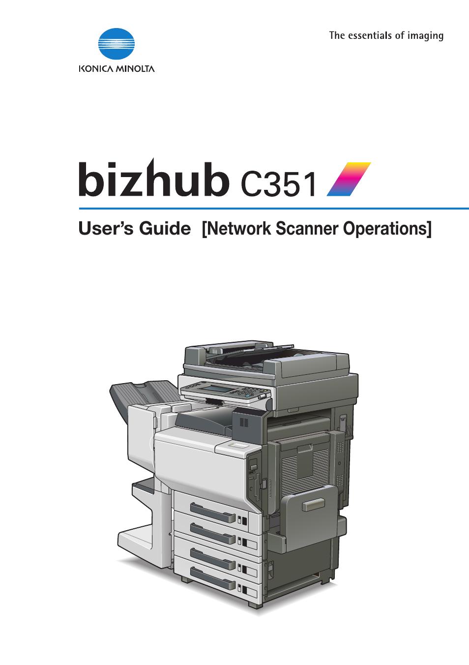 konica minolta bizhub c351 user manual 396 pages rh manualsdir com Konica C35 Konica C360