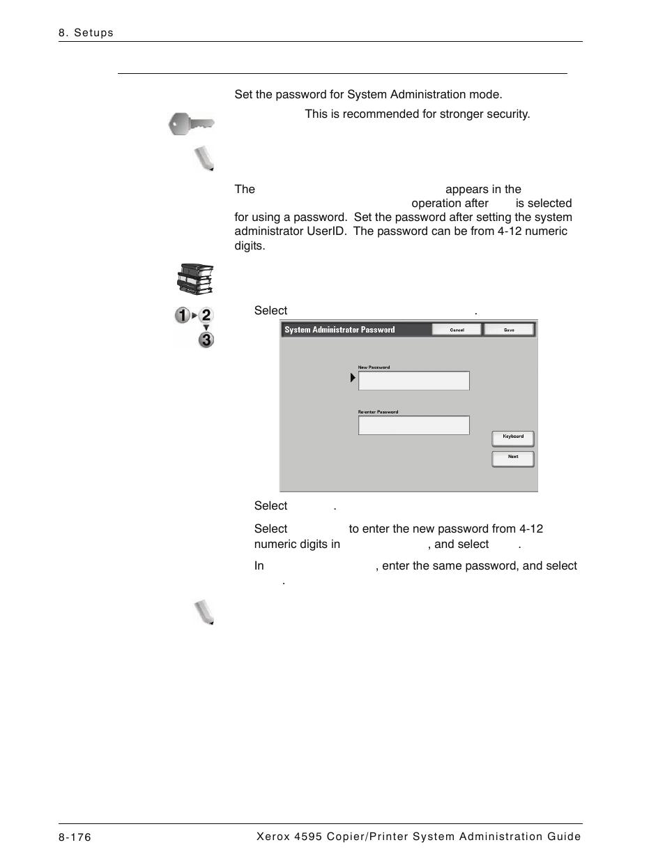 system administrator password system administrator password 176 rh manualsdir com
