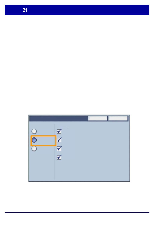 Configuración del auditrón | Xerox WorkCentre 7328-7335-7345-7346 avec EFI  Fiery