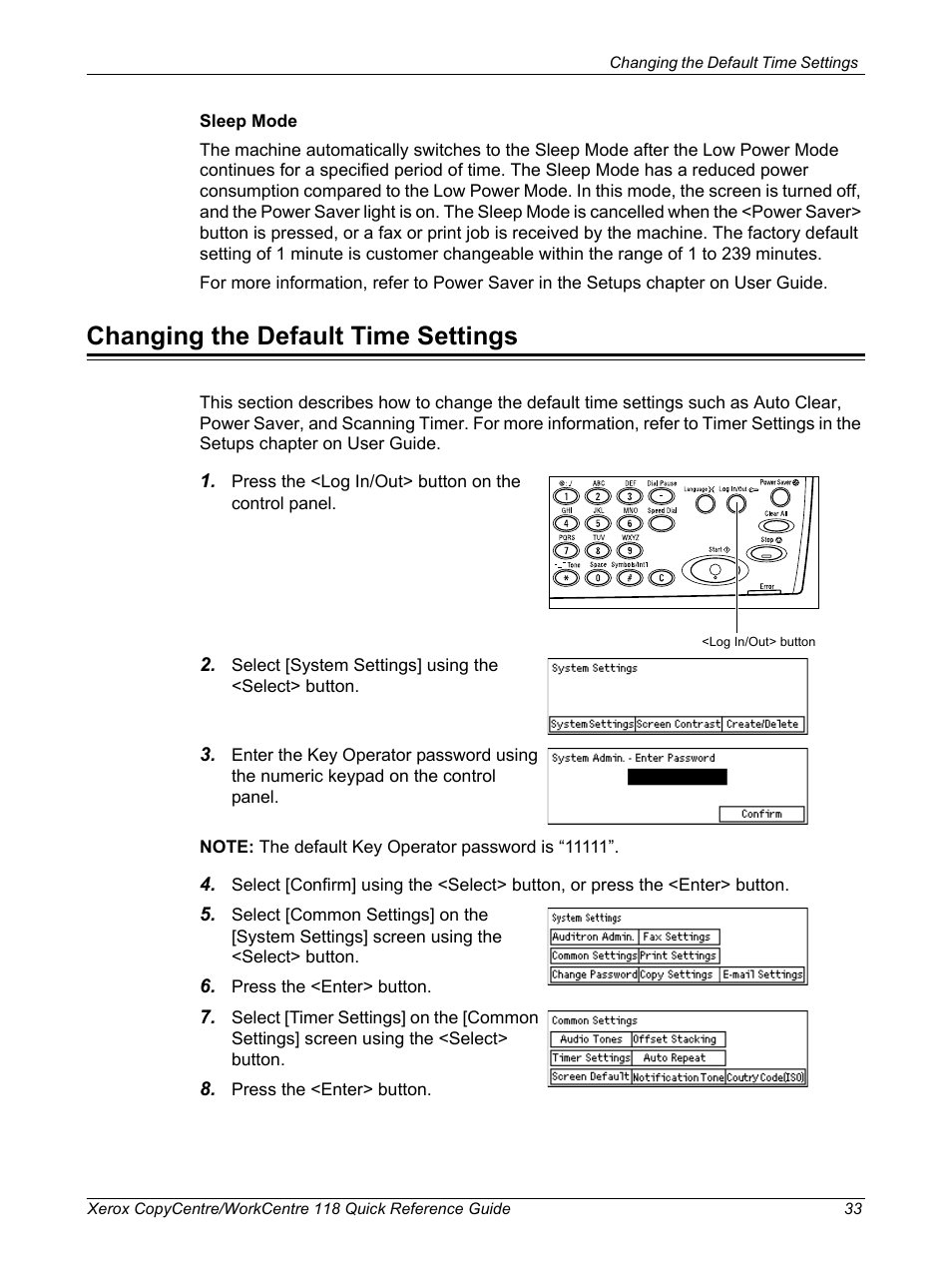 Xerox workcentre m118-m118i-15202 user manual | 2 pages | also for.