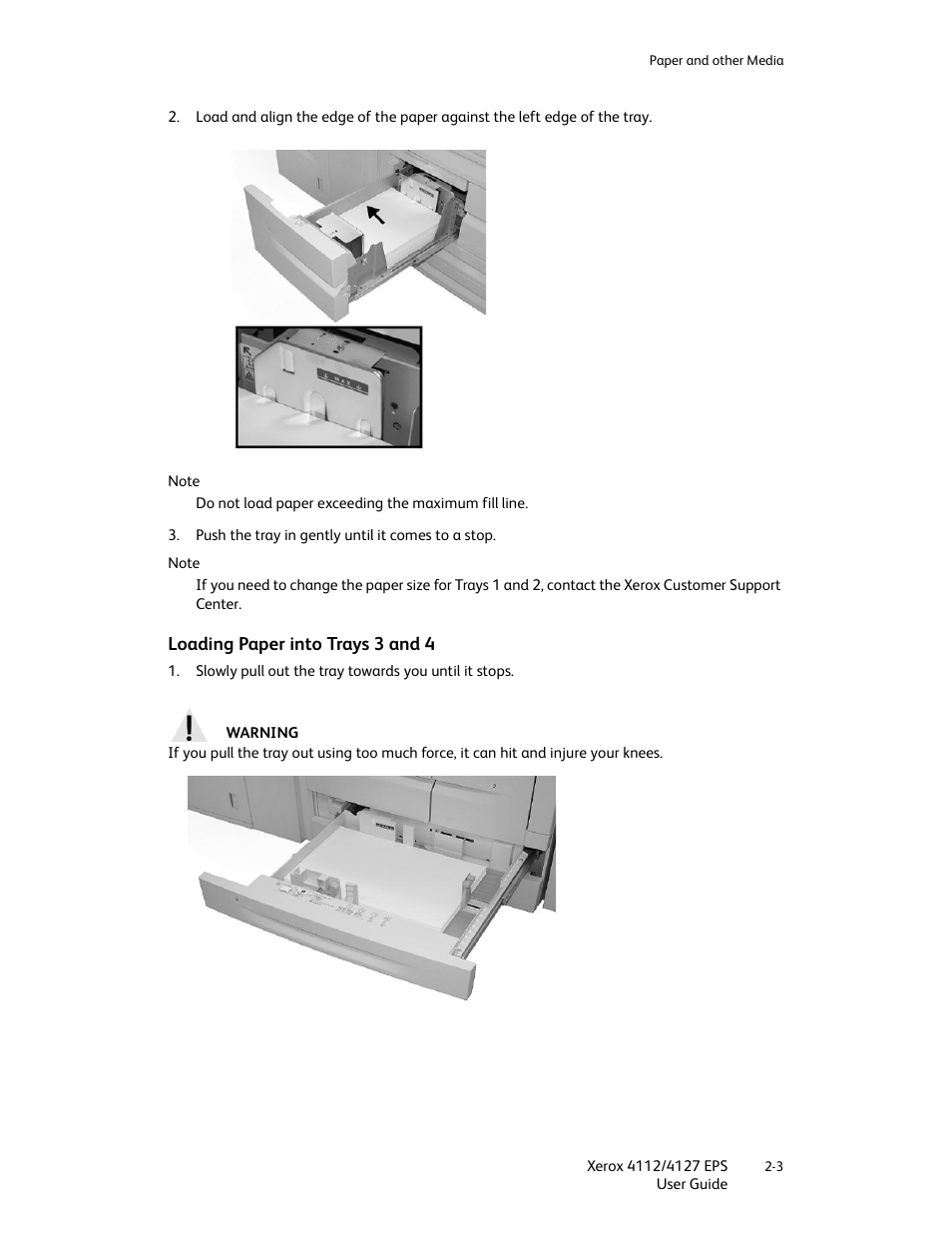 Xerox 4112 User Guide 08 Mini Fuse Box