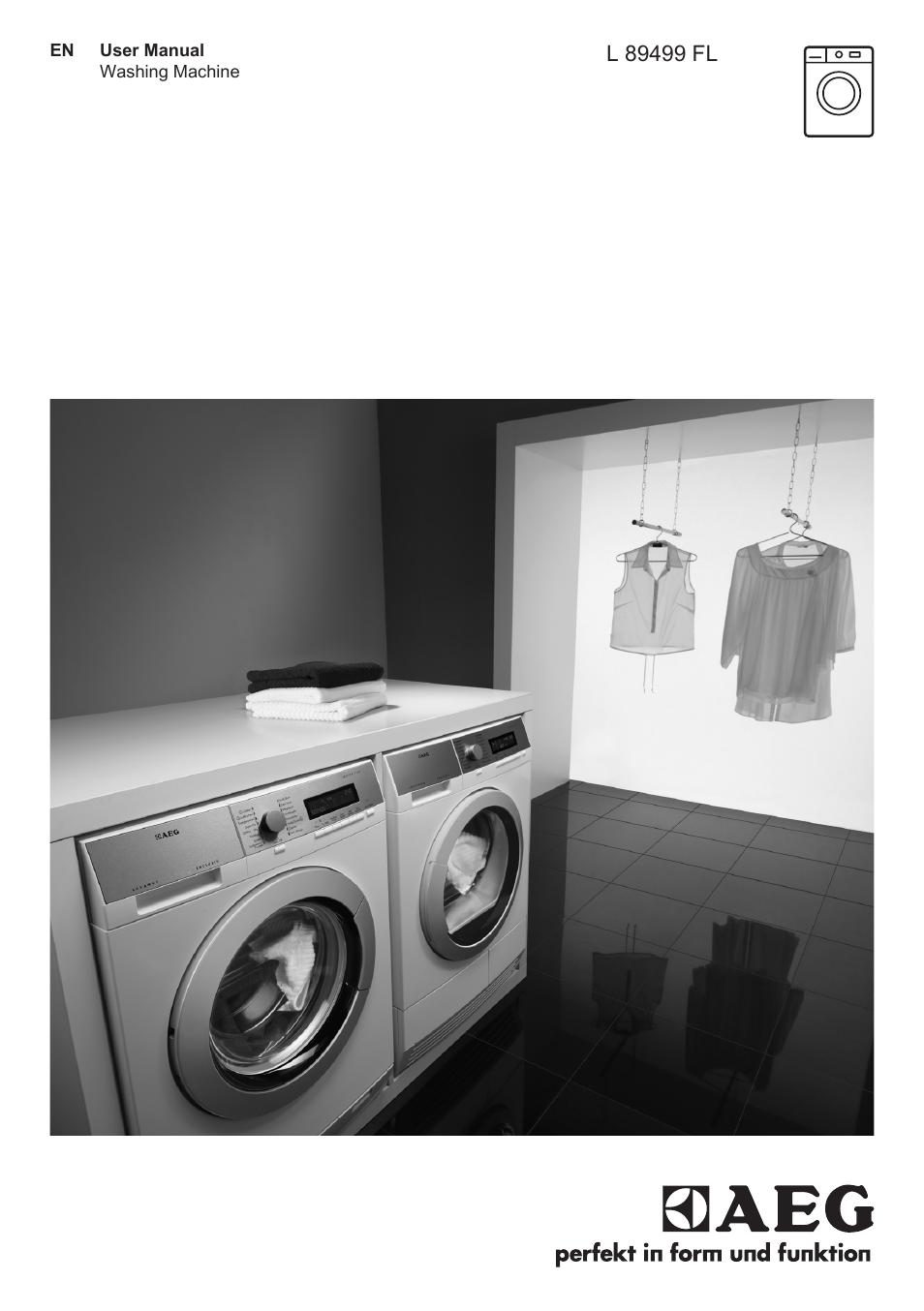 aeg l98480fl user manual 32 pages rh manualsdir com aeg lavamat washing machine user manual aeg l87480fl washing machine user manual