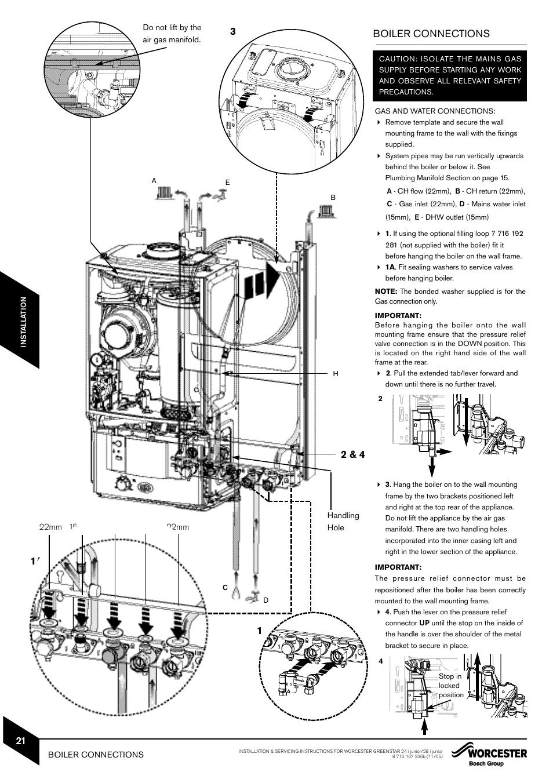 Worcester Bosch 24i Wiring Diagram
