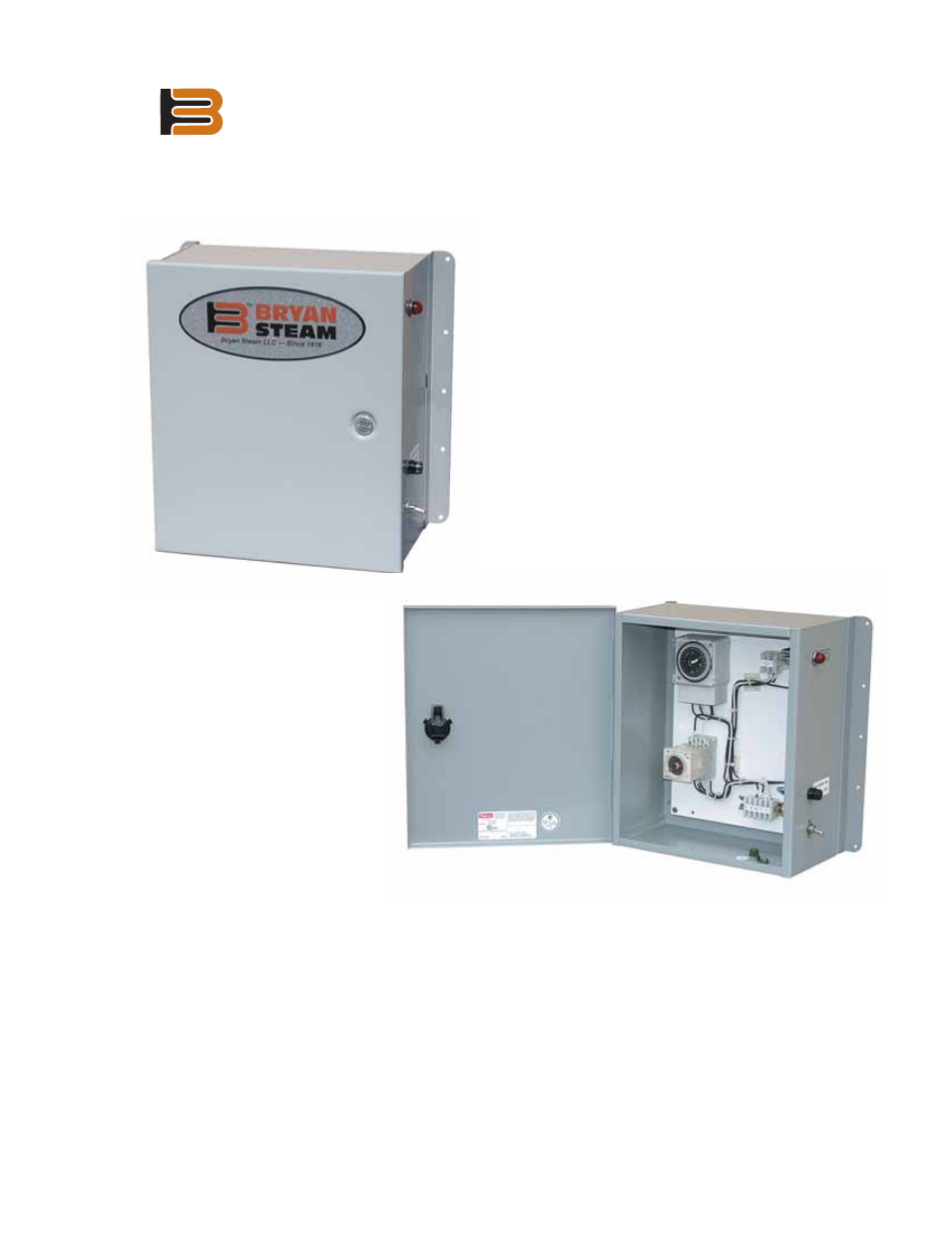 Bryan Boilers CL Series User Manual | 2 pages | Also for: RW Series ...