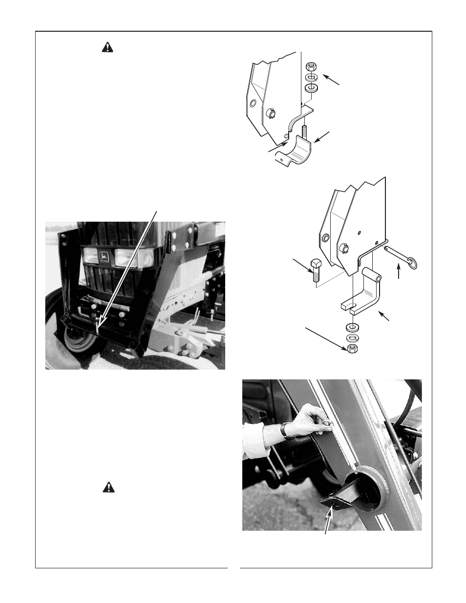 Bush Hog 2846 User Manual Page 12 33 Also For 2426