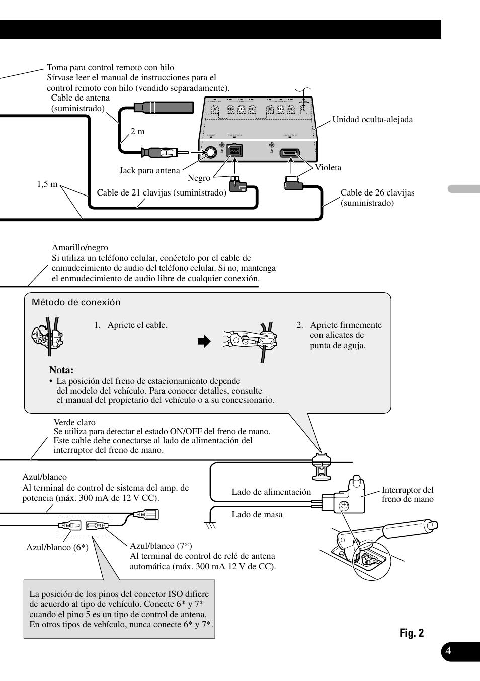 Pioneer AVH-P6600DVD User Manual | Page 19 / 85 | Original mode on