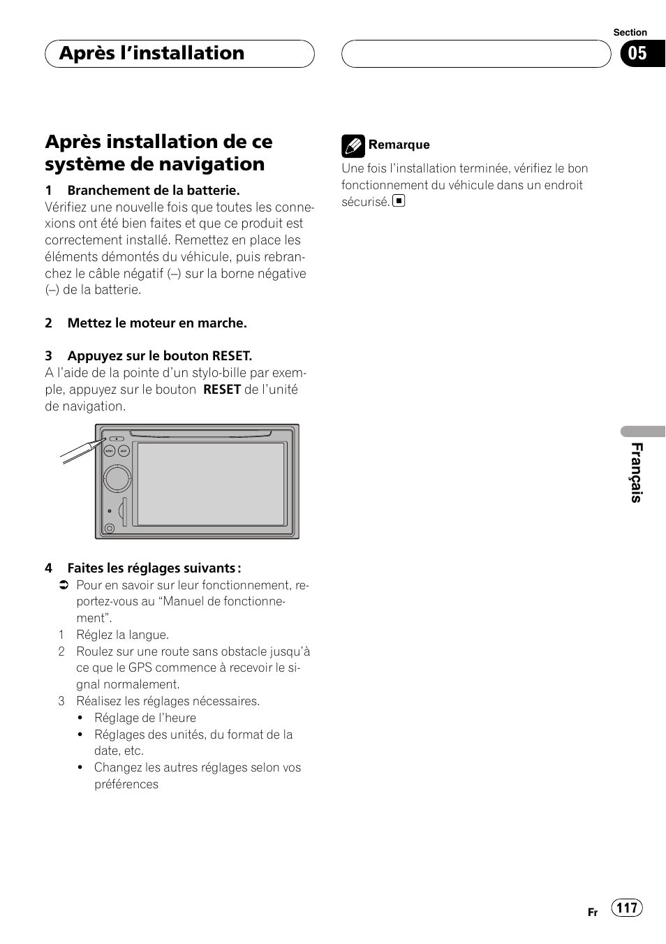 Pioneer Avic F900bt Problems Wiring Diagram Aprs Installation De Ce Systme Navigation 954x1352