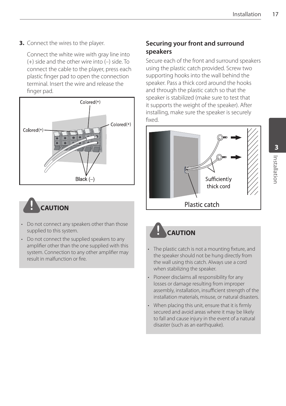 Pioneer Dcs 404k User Manual Page 17 48 Original Mode Also Wiring Diagram
