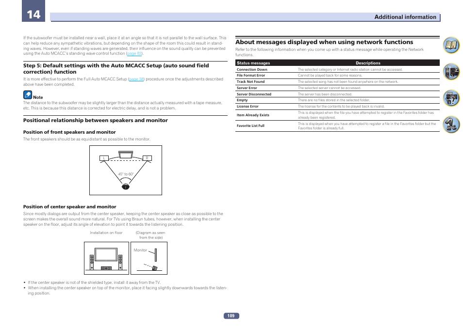 pioneer sc 2023 s user manual page 109 121 original mode rh manualsdir com As Seen On TV Products as seen on tv manual food processor