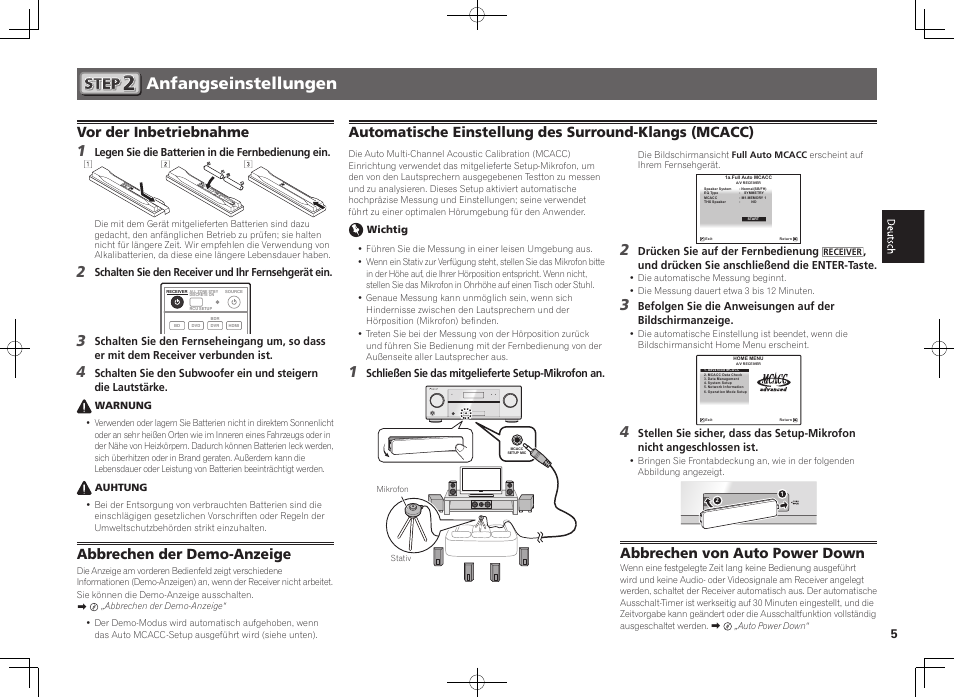 Download Pioneer VSX-922-K AV Receiver Firmware