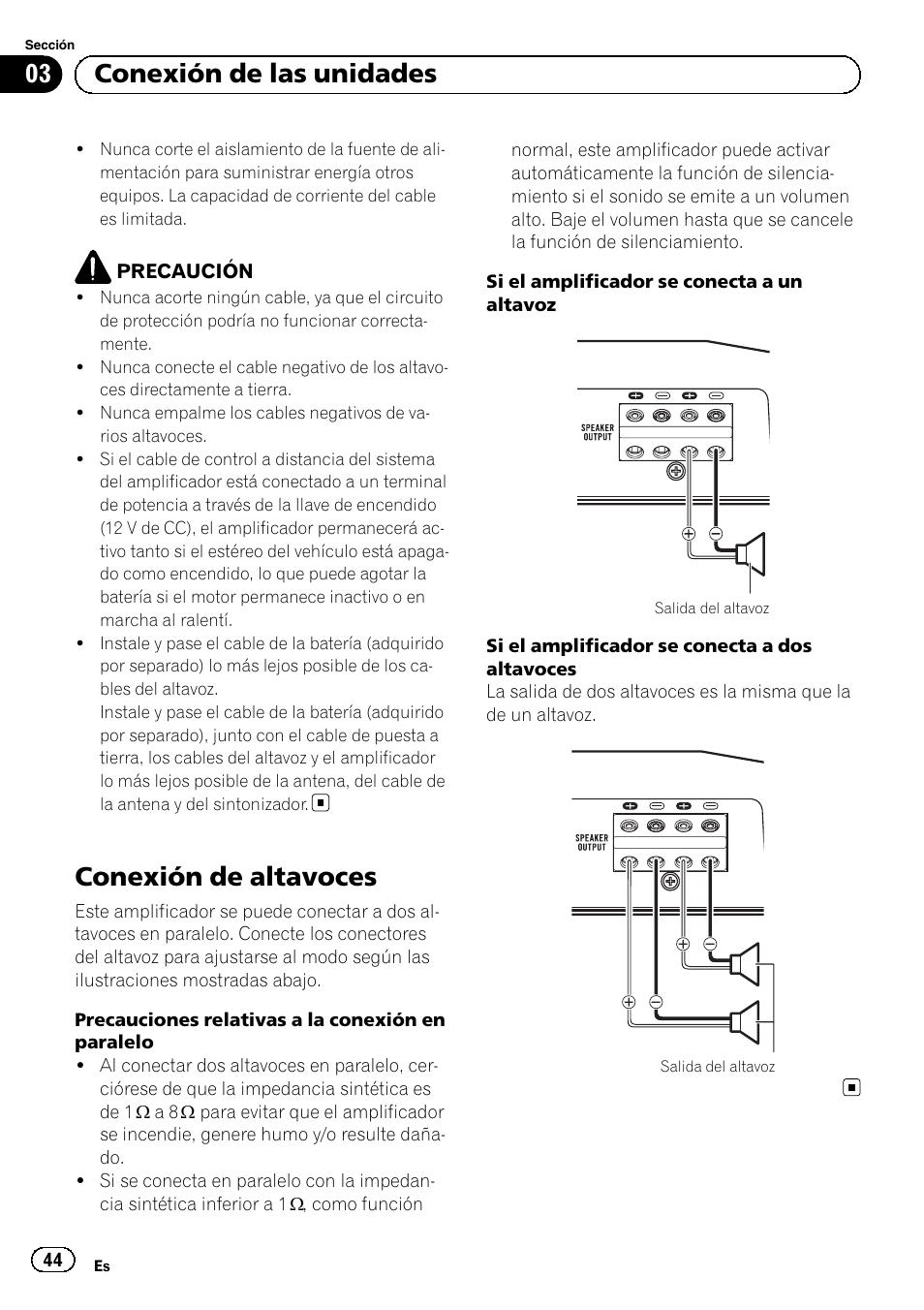 Pioneer Gm 620 Wiring Diagram Schematic Diagrams Rover User Manual Various Owner Guide U2022 Sterling Lt9500