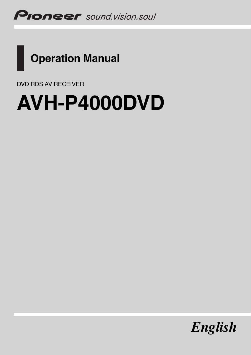 Wiring Diagram For Pioneer Avh P4000dvd Enthusiast Diagrams P3200bt User Manual 96 Pages Rh Manualsdir Com