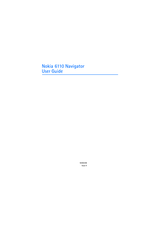 nokia 6110 navigator user manual 109 pages rh manualsdir com nokia 8110 manual nokia 6110 service manual
