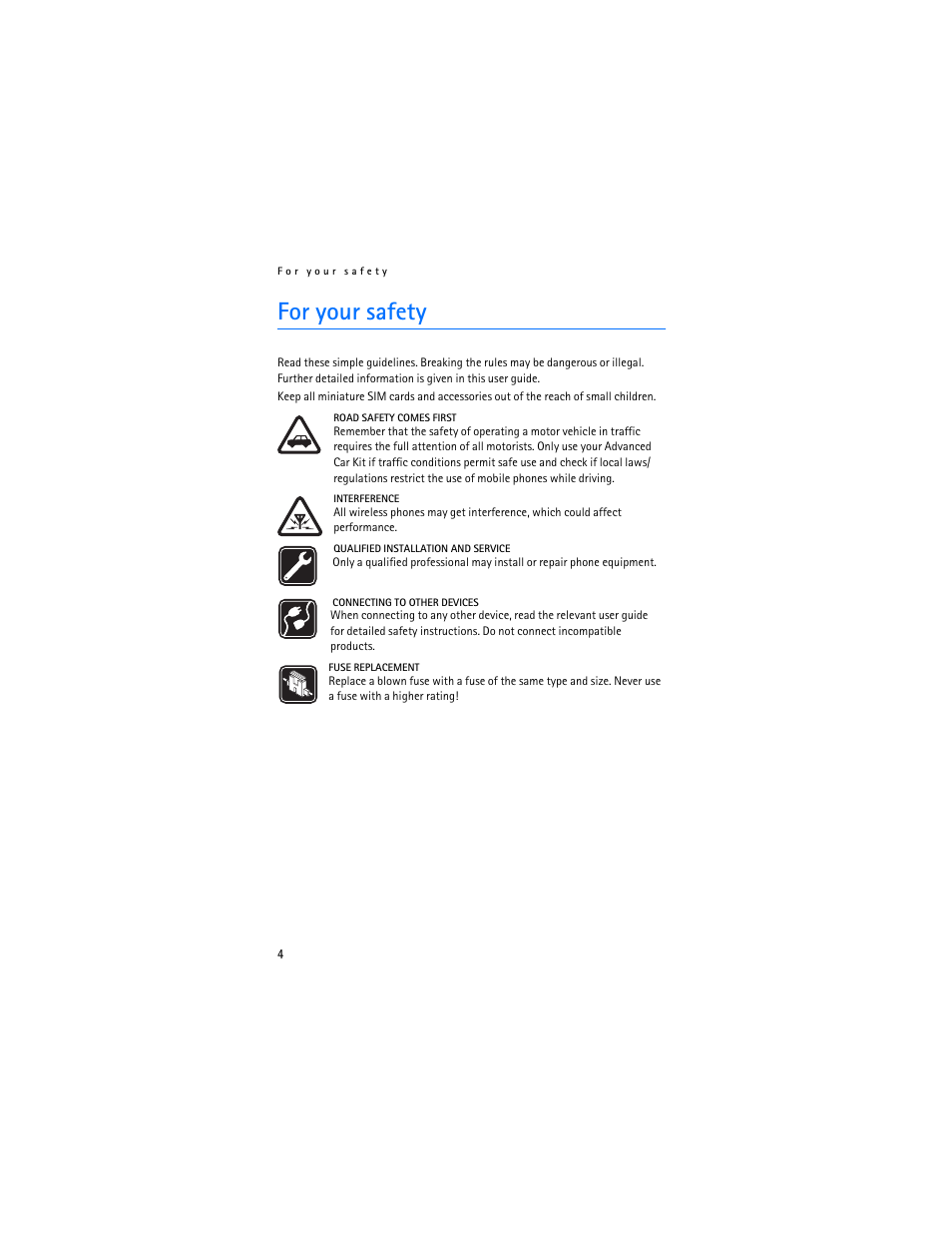 nokia ck 7w user manual