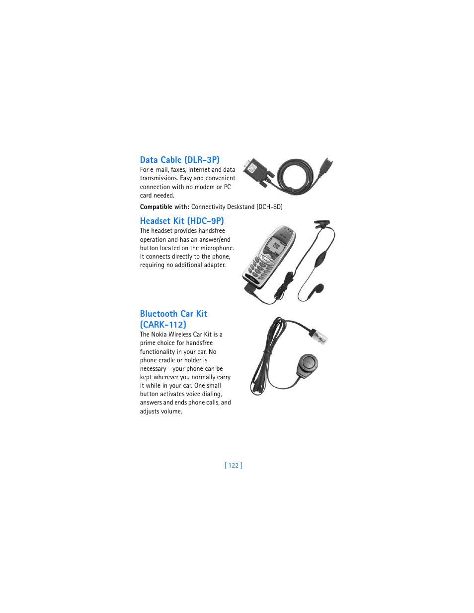Nokia 6310i Car Kit Wiring Diagram Virtual Fretboard Data Cable Dlr 3p Headset Hdc 9p Bluetooth Cark
