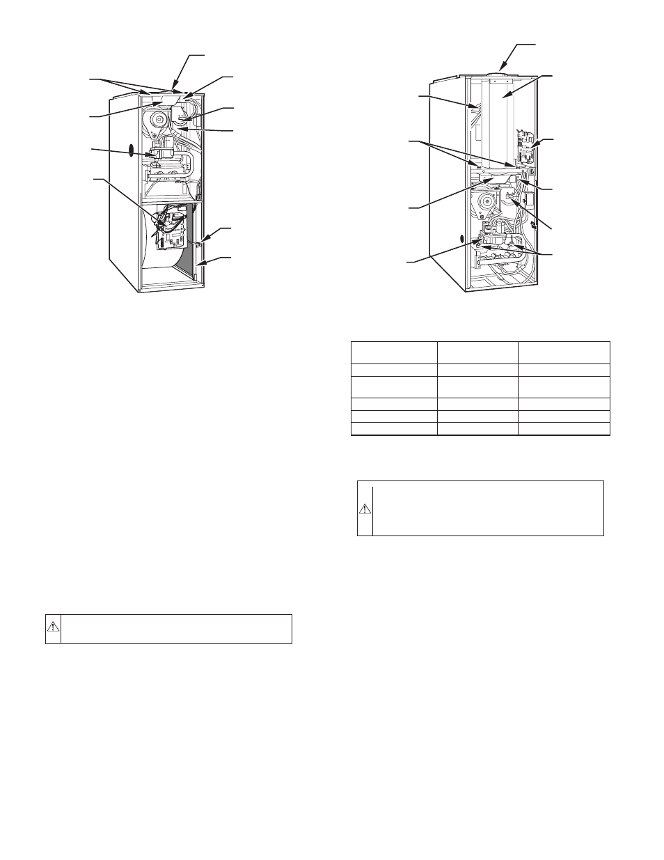 Bryant GAS-FIRED INDUCED-COMBUSTION FURNACES 373LAV User Manual | Page 4 /  16