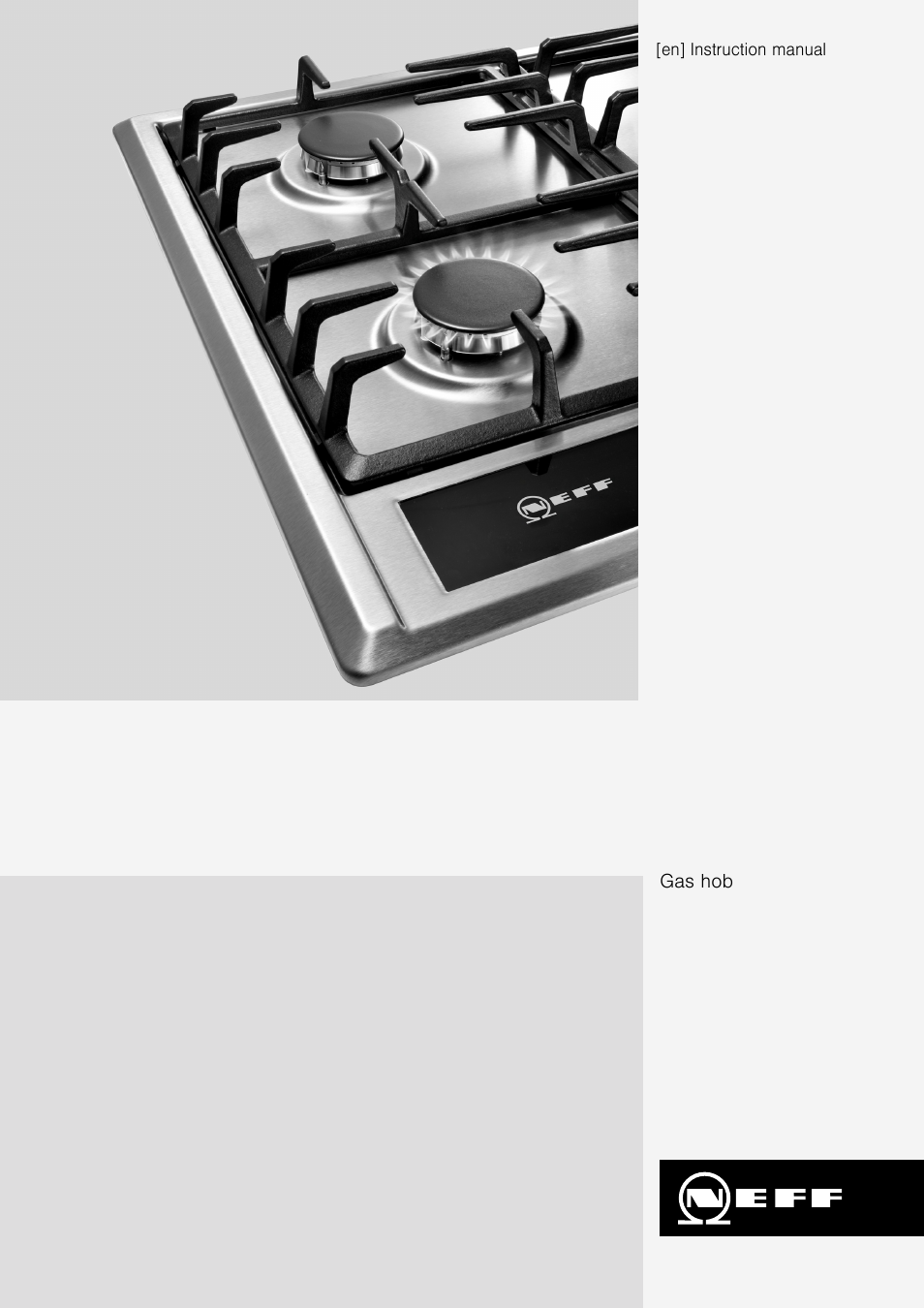 neff t23s36n0gb user manual 10 pages also for t25s56n0gb rh manualsdir com Standing Gas Hob Teka Hob Gas