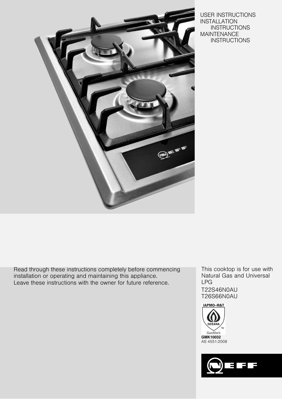 neff t22s46n0 user manual 12 pages rh manualsdir com Neff Ovens Spare Parts Neff Appliances USA