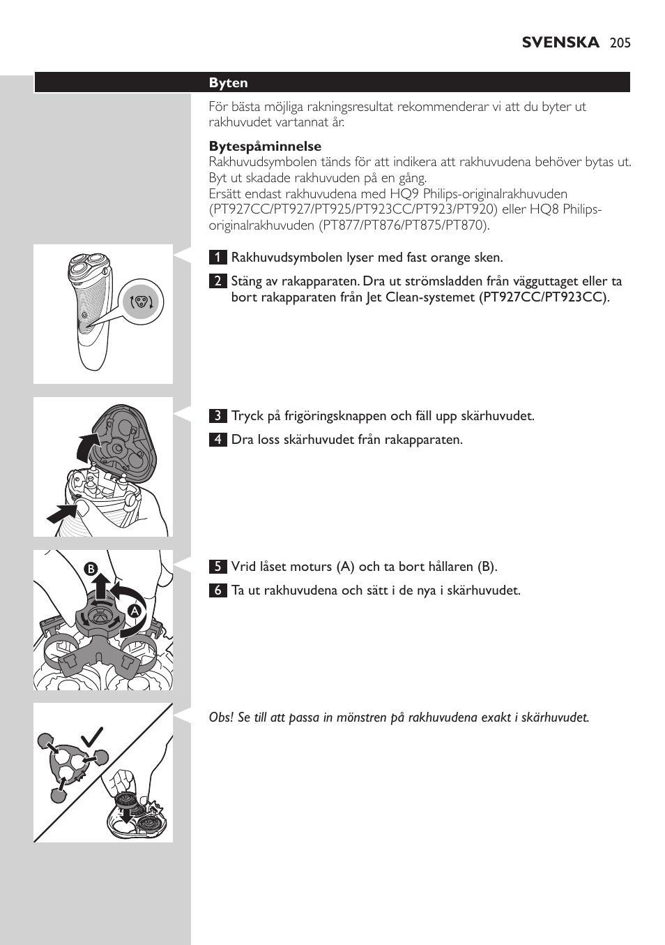 philips pt870 manual