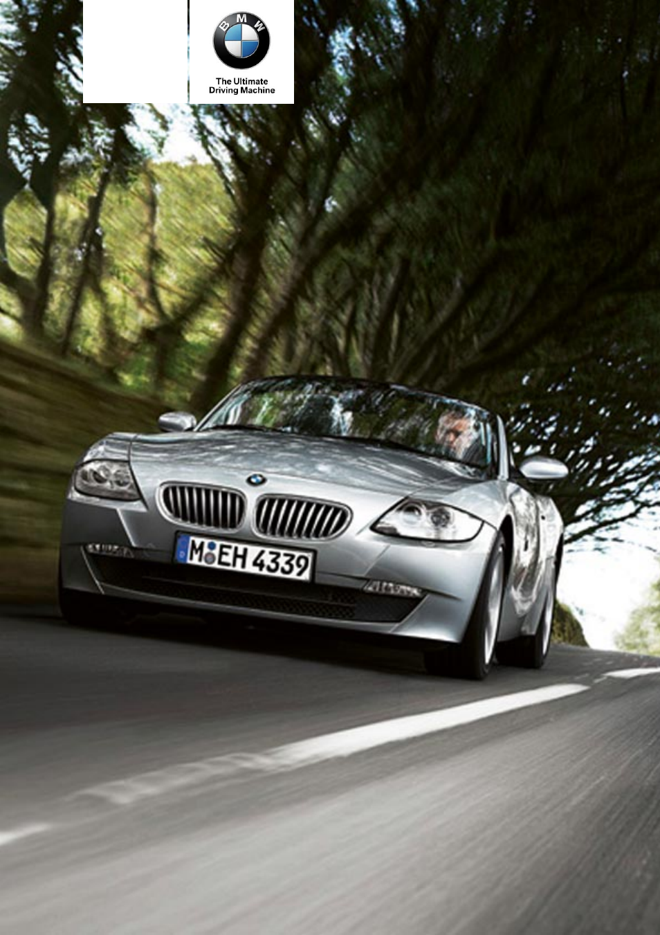 BMW Z4 Roadster 2.0i Sport User Manual | 15 pages | Also for: Z4 Roadster  2.0i, Z4 Roadster 2.0i SE