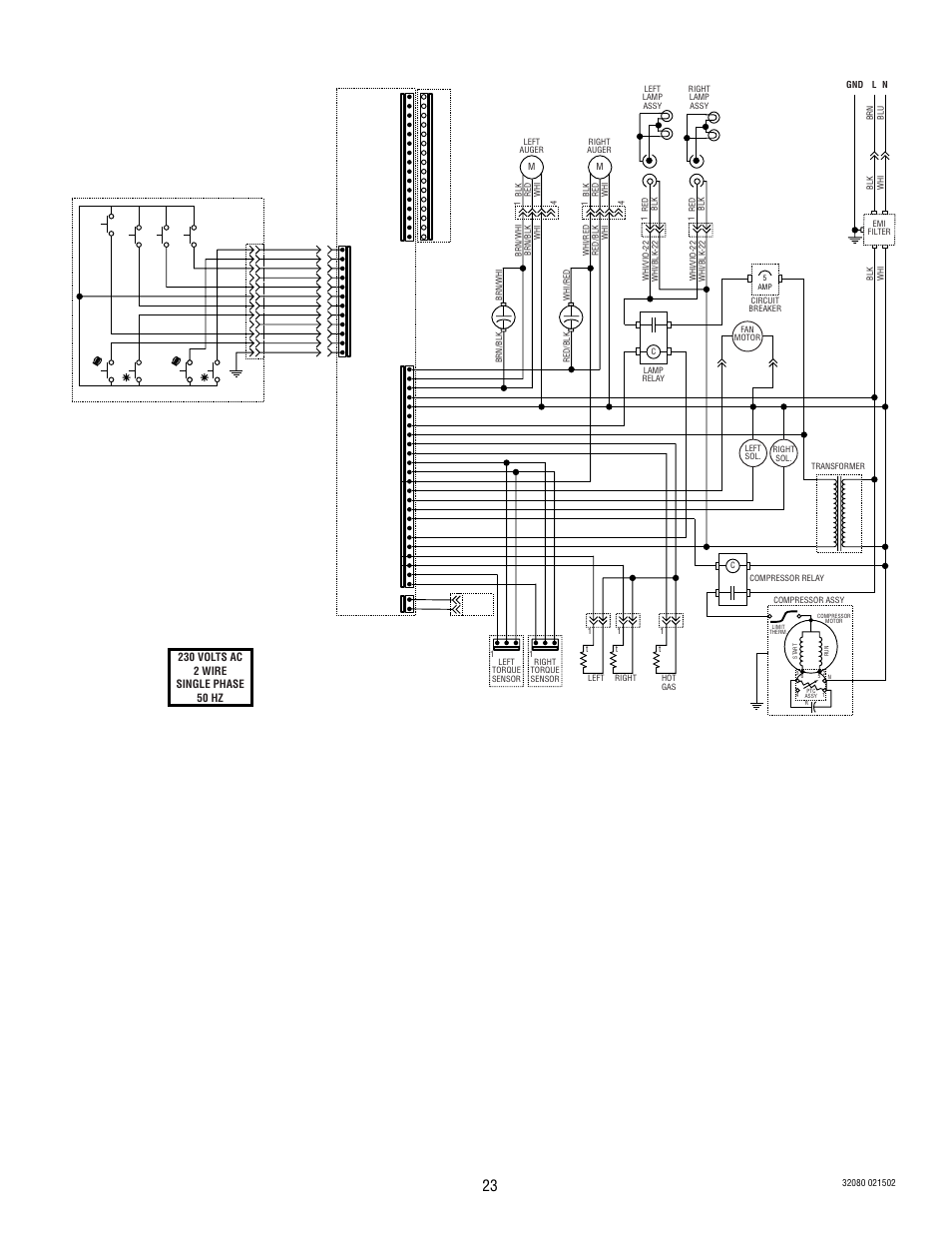 Bunn Single Wiring Diagram Not Lossing Coffee Maker Schematic Ultra 2a 2 User Manual Page Rh Manualsdir Com Cwtf Makers
