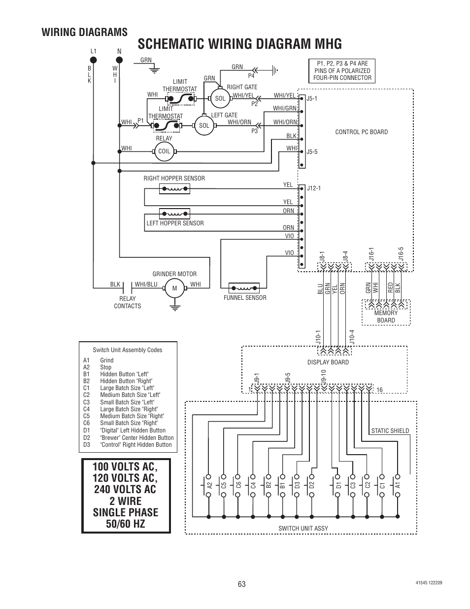 bunn wiring diagram wiring schematic diagram 37 pandoracharms co Braun Wiring Diagram