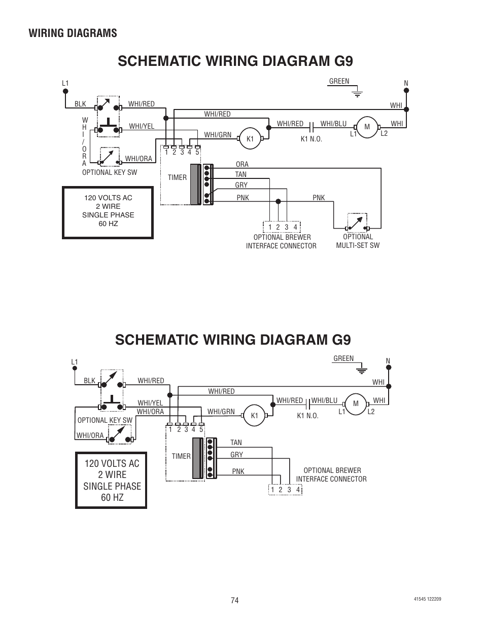 bunn wiring diagram daily update wiring diagram Circuit Diagram