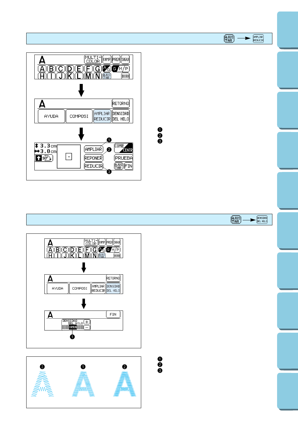 Brother PE 150 User Manual | Page 122 / 146