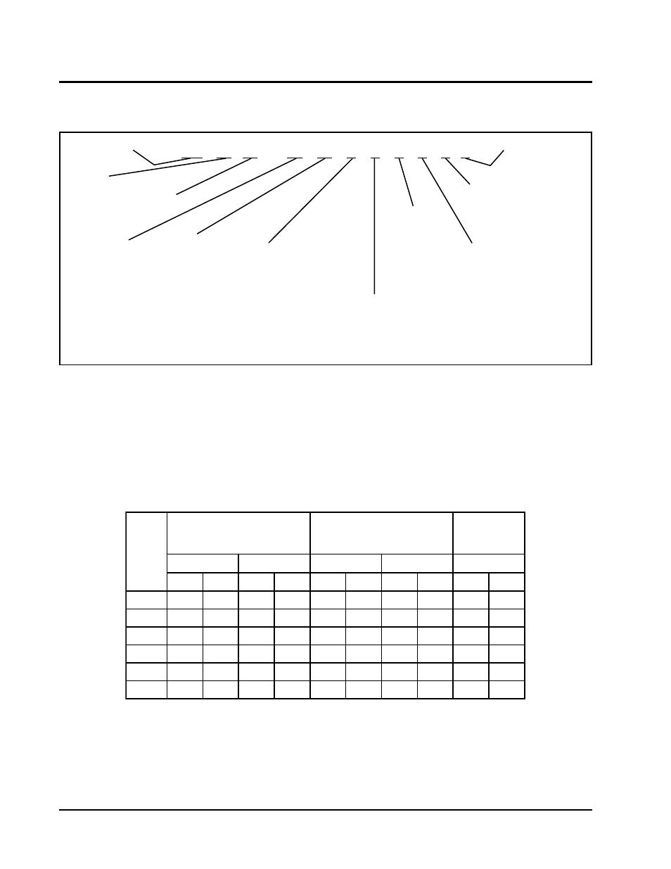 Wall mount general information | Bard WA602 User Manual