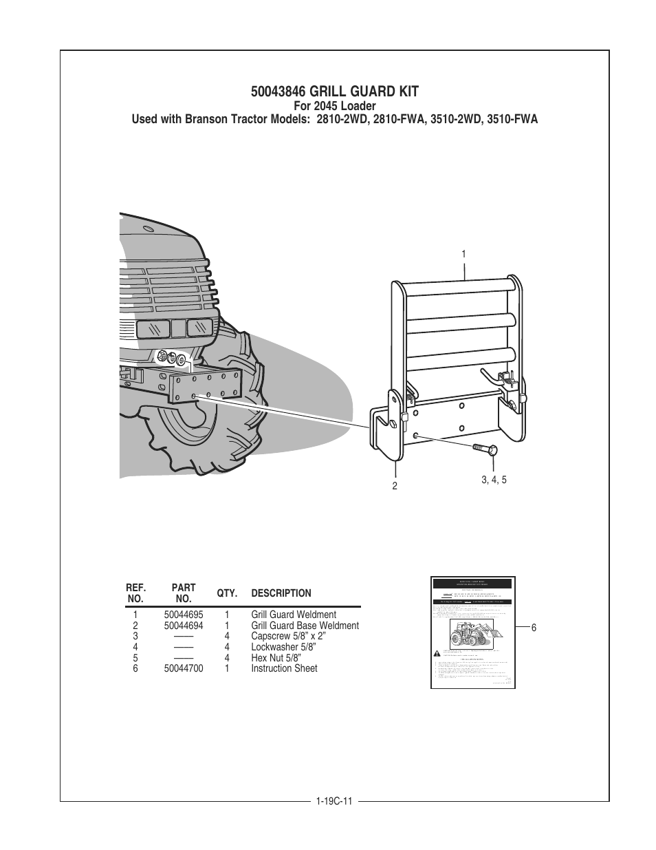 ... Array - bush hog 2045 user manual page 45 85 rh manualsdir ...