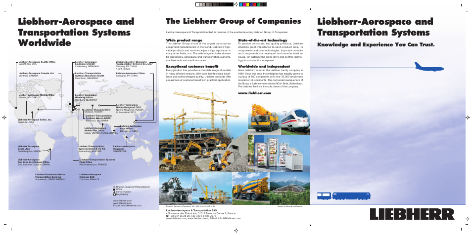 Liebherr Downloads User Manual | 2 pages