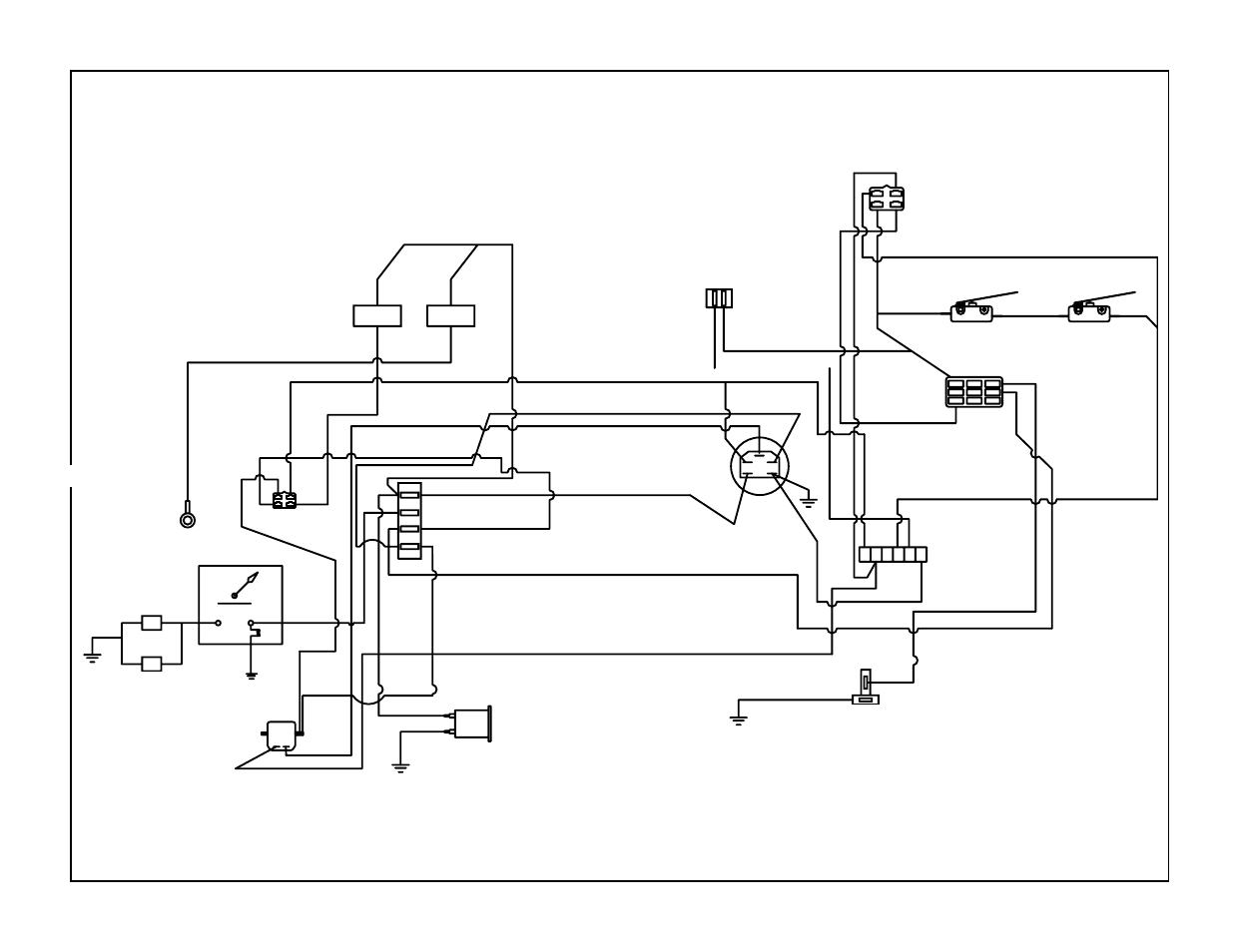 kohler wiring harness | bush hog zero turn mowers user ... bush hog es1744 wiring diagram