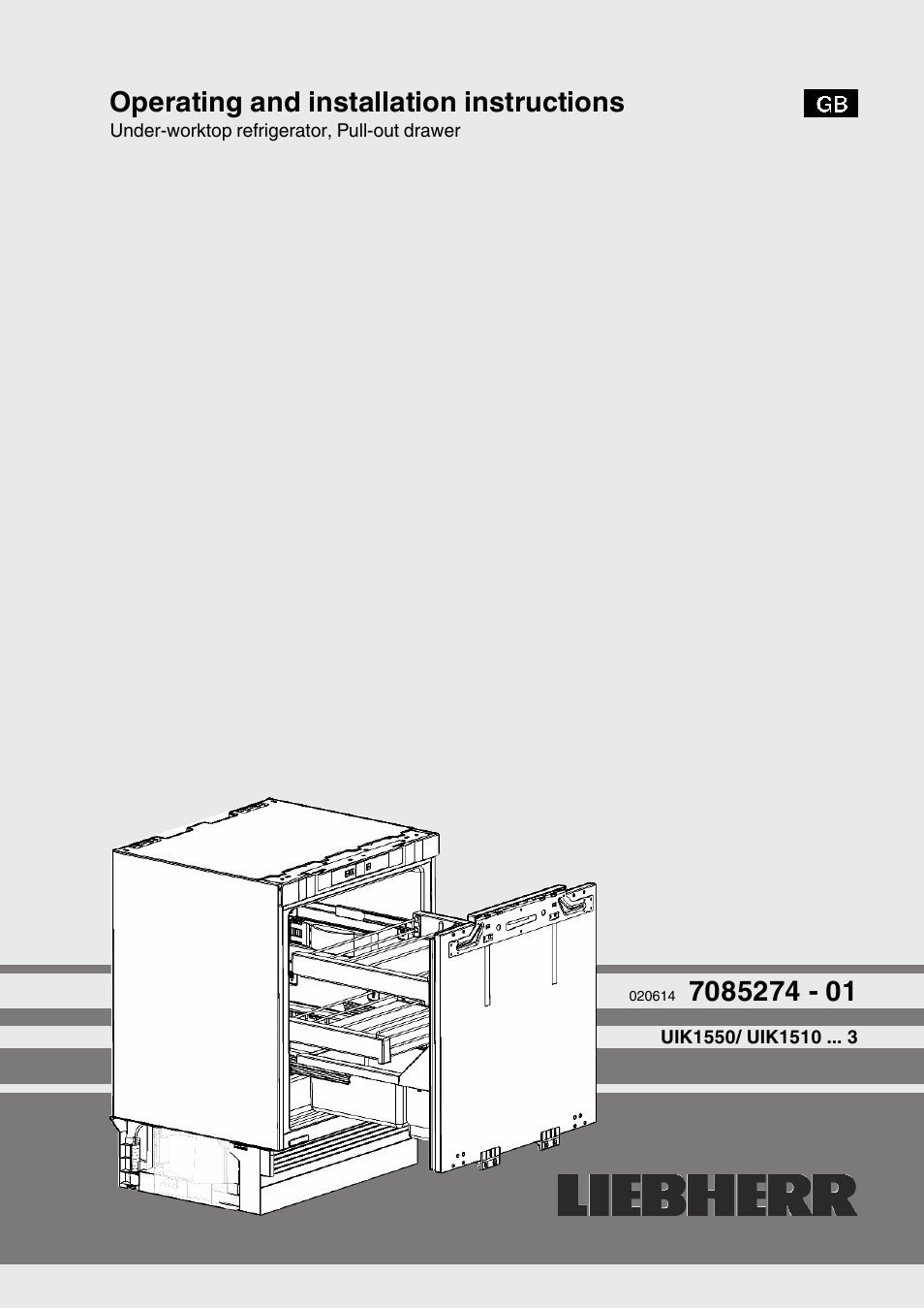liebherr uik 1550 premium user manual 14 pages rh manualsdir com Liebherr Refrigerator Problems Liebherr Refrigerator Service