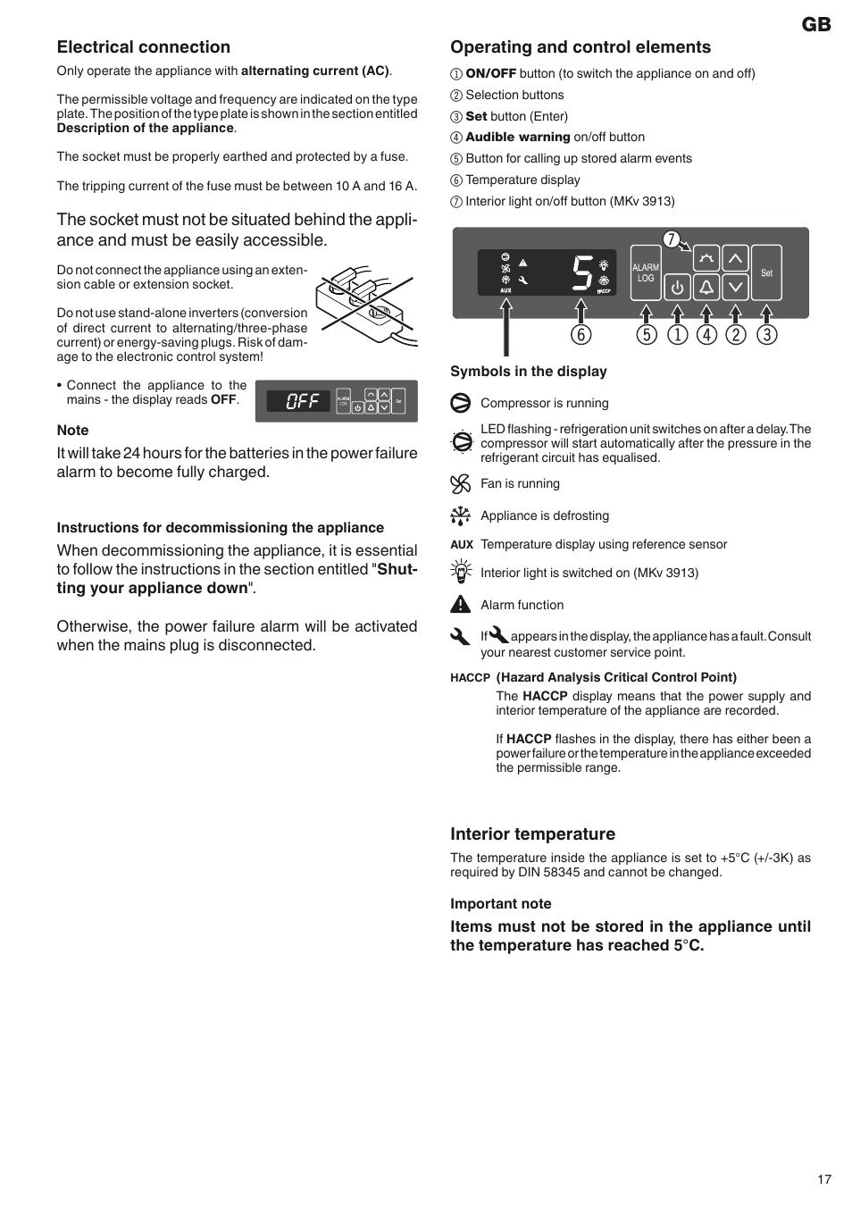 Liebherr MKv 3910 User Manual | Page 5 / 13