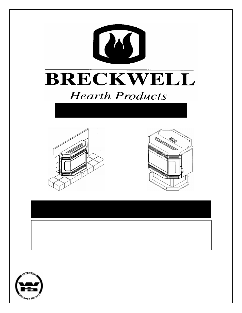 Breckwell P2000I User Manual | 31 pages on breckwell gas stoves, wood stove diagram, breckwell pellet stove replacement parts,