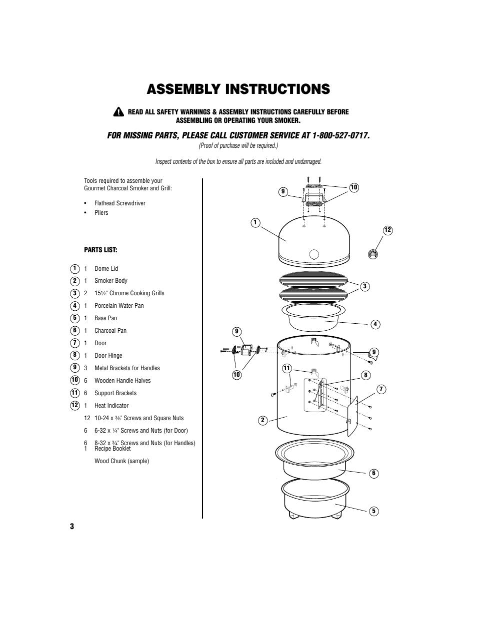 Voltage Regulator Smoke Manual Guide