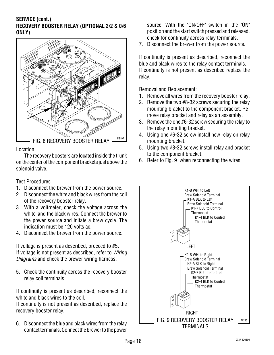 Bunn Cw Wiring Diagram Guide And Troubleshooting Of Twin Furnace Images Gallery