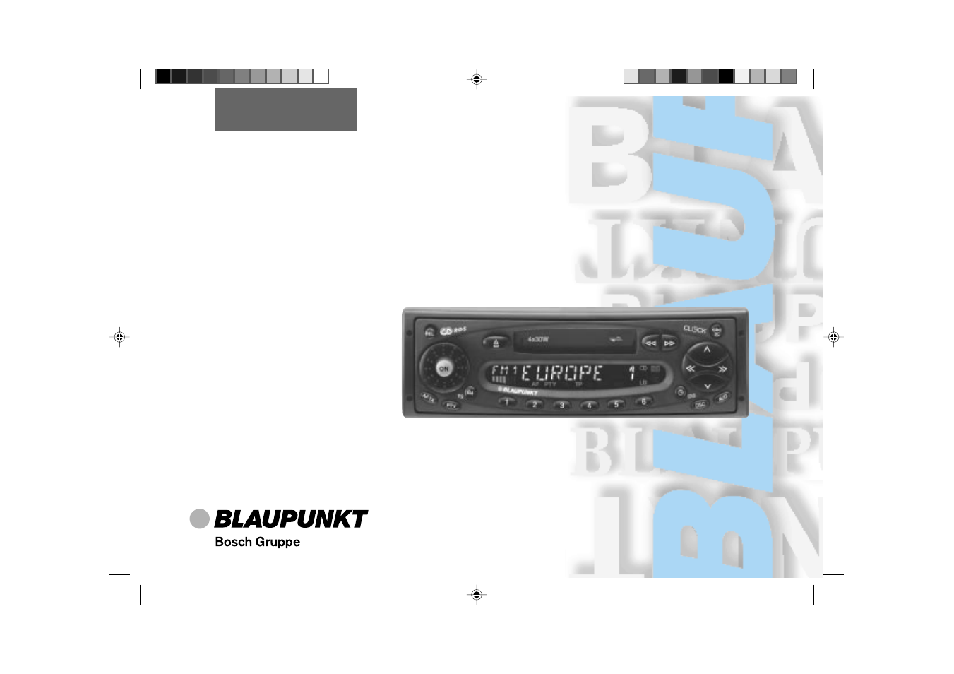 Blaupunkt Wiring Diagram Page 5 And Schematics Bmw Symbols Dresden Rcr 128 User Manual 18 Pages Also For Boston Rh Manuair Com Harness