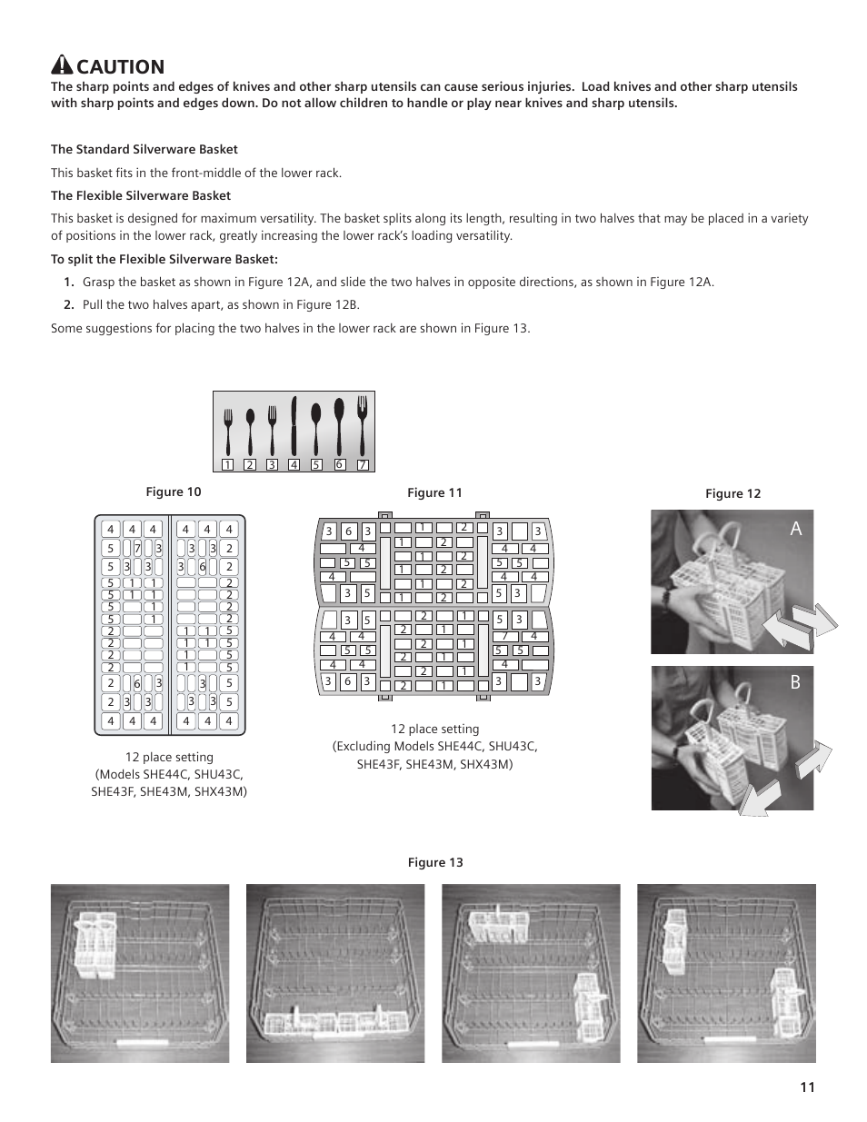 caution bosch she44c user manual page 11 22 original mode rh manualsdir com bosch shu43c service manual Bosch Dishwasher Dimensions